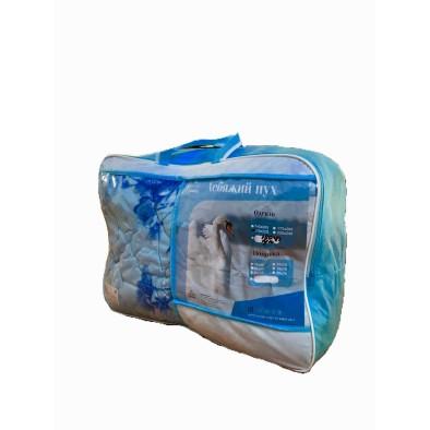 Одеяло лебяжий пух - 150 гм2 полисатин