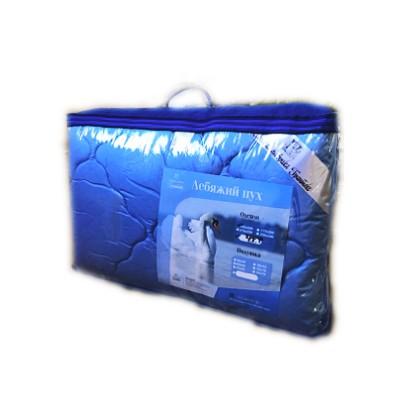 Одеяло лебяжий пух - 300 гм2 тик синтетический
