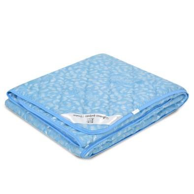 """Одеяло """"Лебяжий пух"""" - тик синтетический 150 гм"""