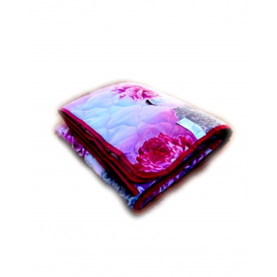 Одеяло овечья шерсть - 150 гм2 полиэстер