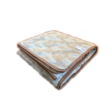 Одеяло овечья шерсть - 150 гм2 поплекс