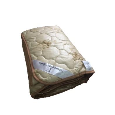 """Одеяло """"Верблюжья шерсть"""" - тик синтетический 150 гм"""