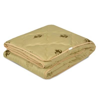 Одеяло верблюжья шерсть - 300 гм2 полиэстер